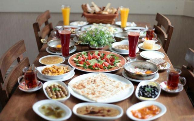 Samatya Van Kahvaltı Salonu